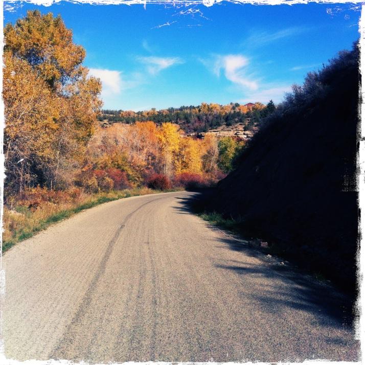 Heading towards the Smith Fork.